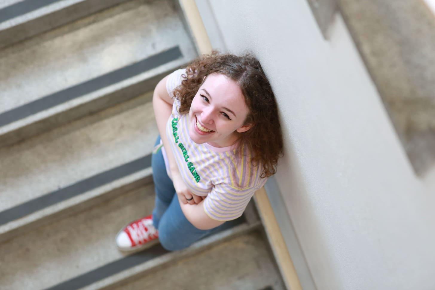 Scholarships: Flora Lyz, ex-aluna do Colégio Etapa, conquistou uma bolsa por mérito artístico em uma universidade dos Estados Unidos.