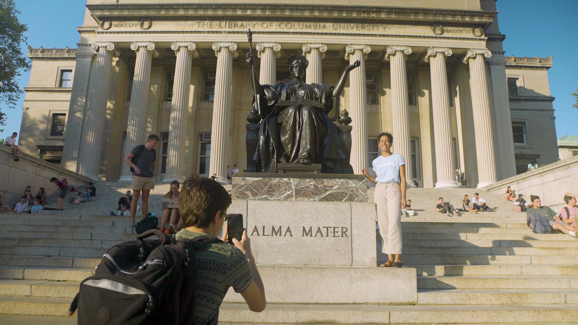 Portas Abertas para o Mundo - Columbia University