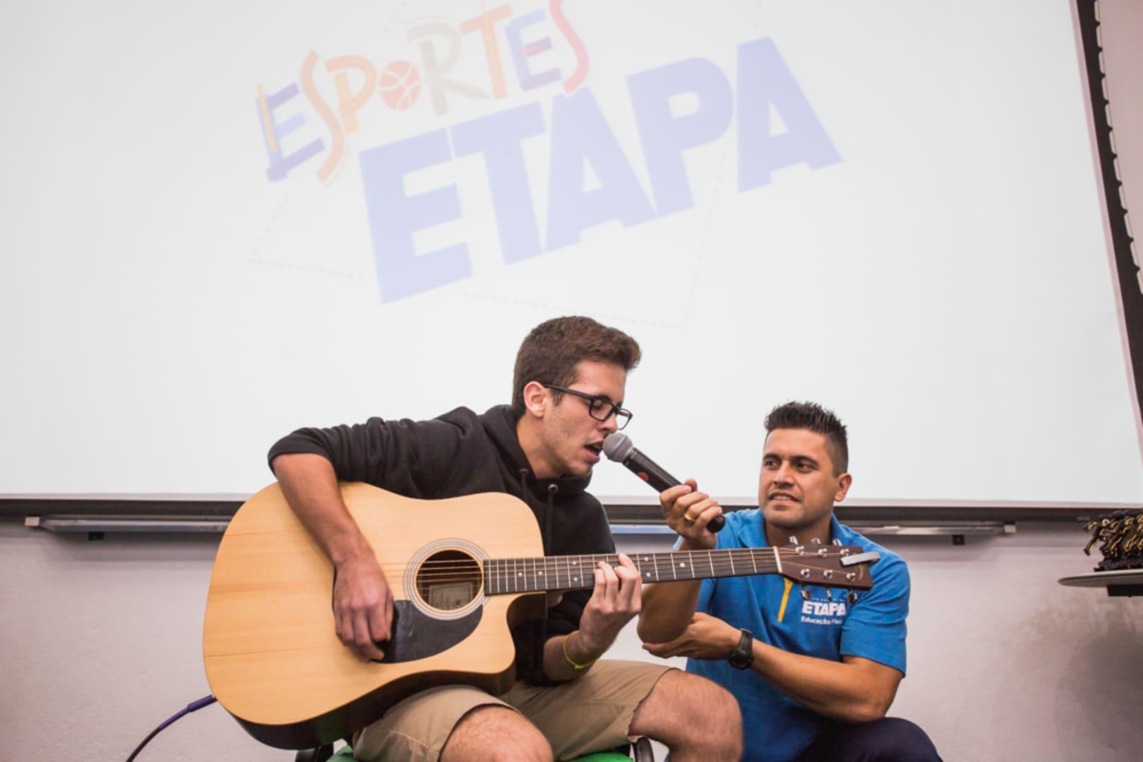 Etapa realiza o Festão do Atleta 2018.