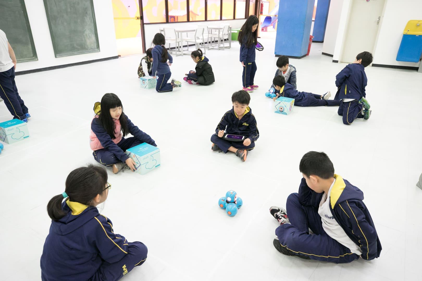 Turmas de período integral do Colégio Etapa são do Ensino Fundamental I.