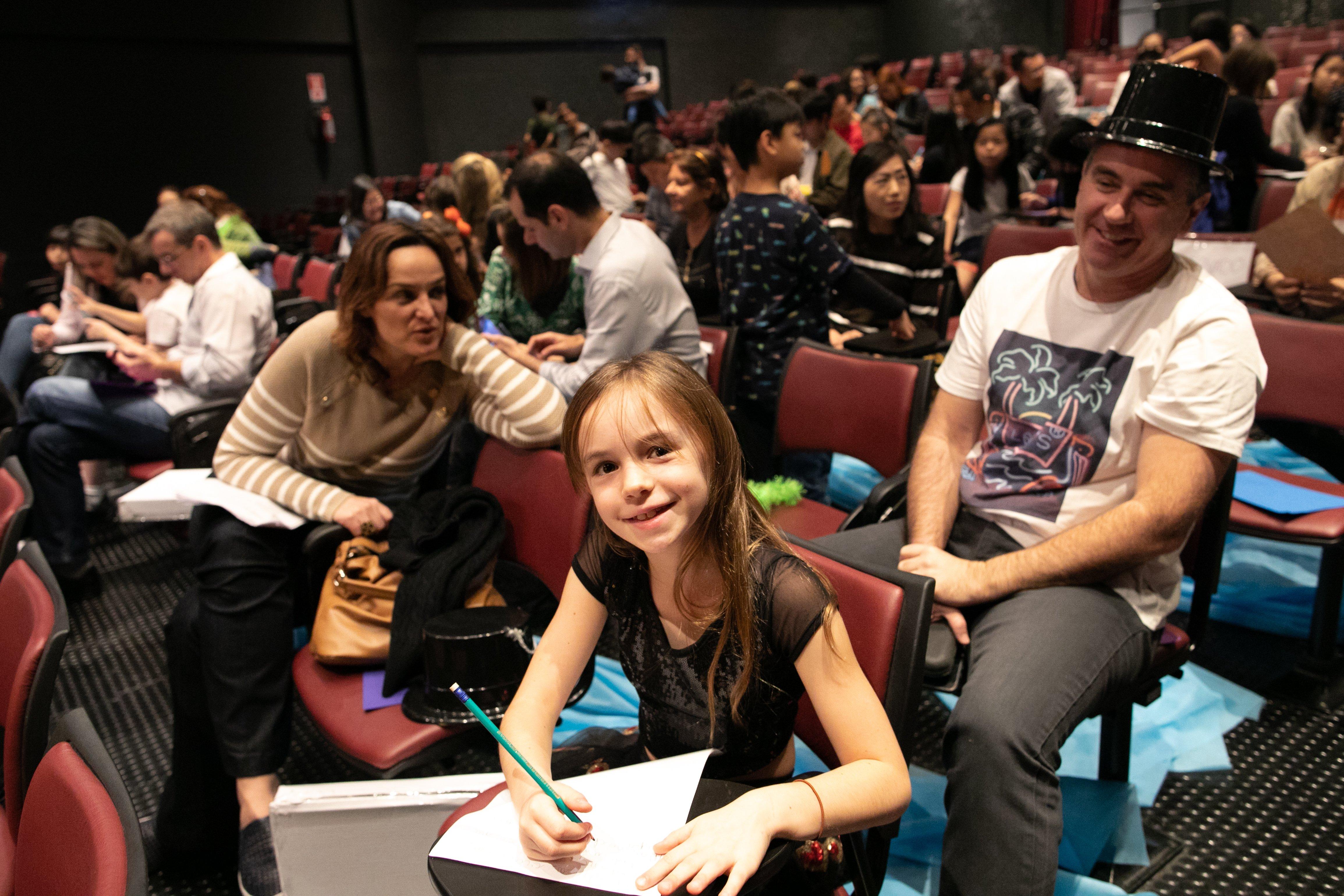 Auditório na II Oficina Cultural - Primeiro dia (2)