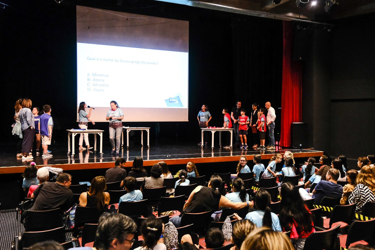 Auditório na II Oficina Cultural - Segundo dia (3)