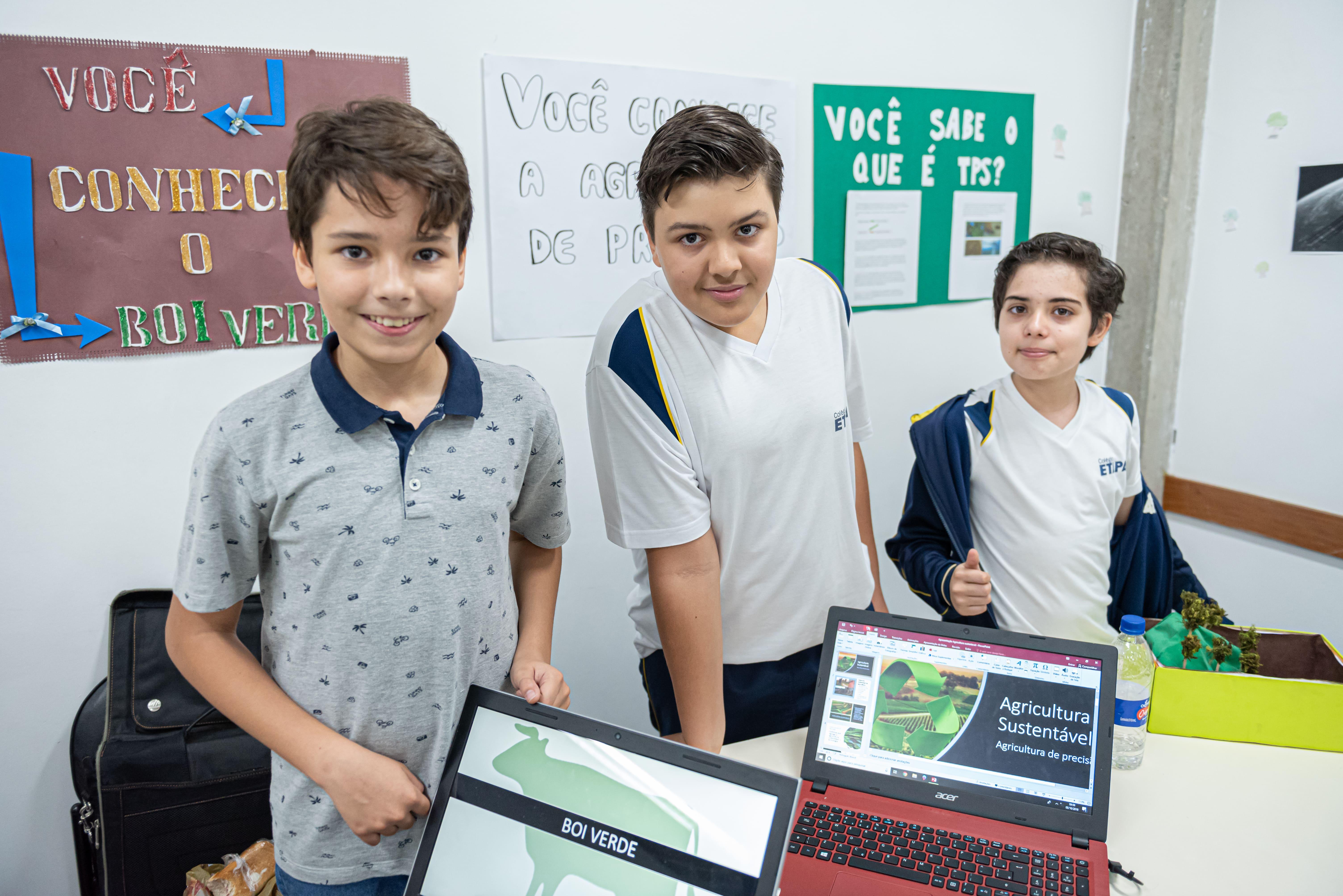 A Exposição Cultural em Valinhos contou com a participação de 385 alunos da Educação Infantil e do Ensino Fundamental I e II.