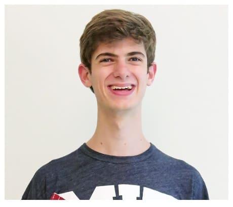 Vinícius Figueira Armelin está entre os aprovados no MIT.
