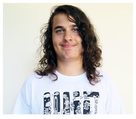 Thomas Ross-White Bergamaschi está entre os aprovados do MIT.