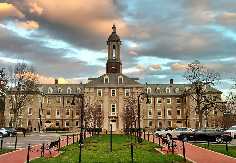 Amanda Angeloni Souza estudará Engenharia na Penn State University