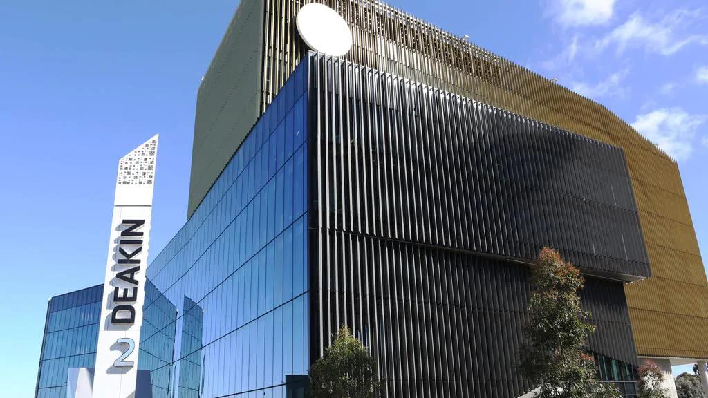Deakin , universidade localizada na Austrália, tem bom índice de empregabilidade.
