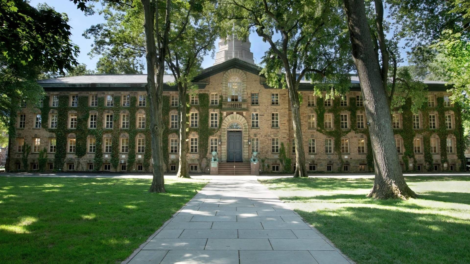 Maria Luísa Vieira Parada estudará na Princeton University.