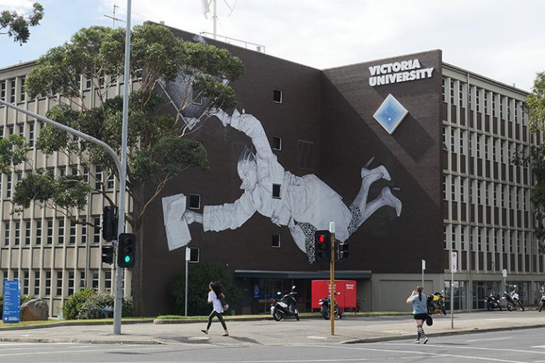 Victoria, universidade localizada na Austrália, oferece cursos exclusivos de Ciência do Esporte.