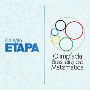 Resultados do Etapa em competições estudantis: alunos do Colégio conquistam 13 medalhas na OBM.