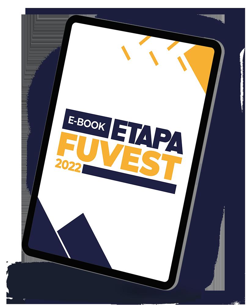 E-book Fuvest 2022: uma guia completo para o próximo vestibular da USP