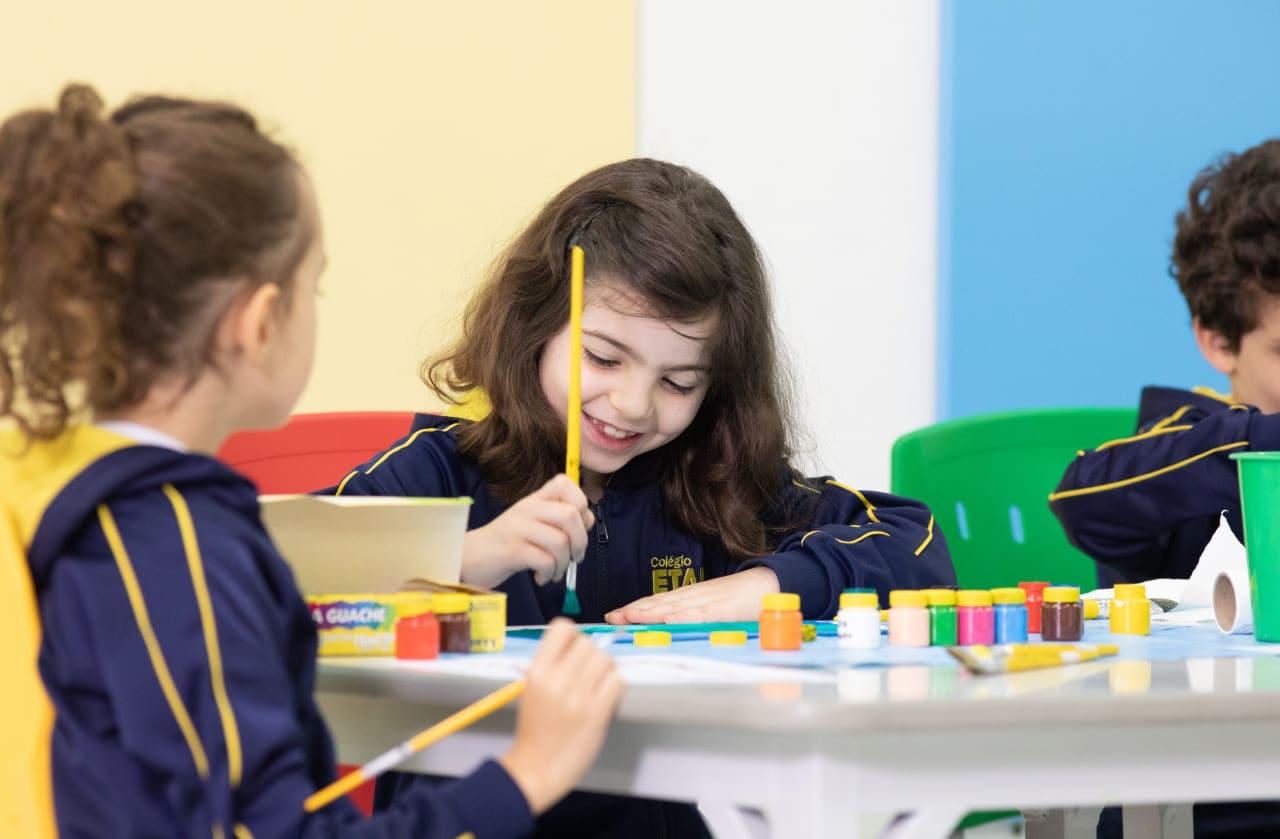 Qual é a importância da Arte na Educação Infantil?