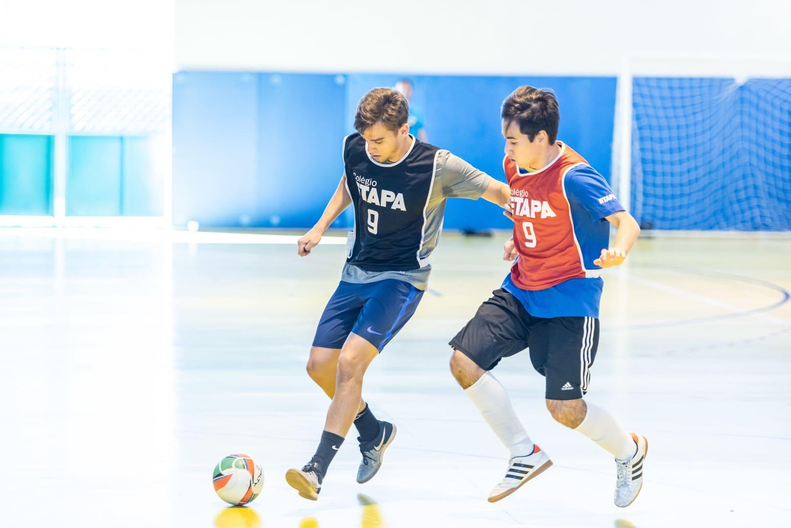 Copa Etapa Valinhos reúne alunos, ex-alunos e professores para torneios esportivos(11)