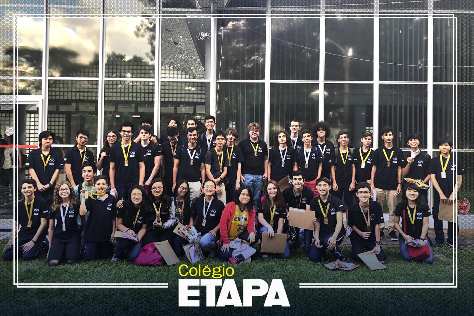 Etapa tem 51 alunos medalhistas na Olimpíada Paulista de Física 2018