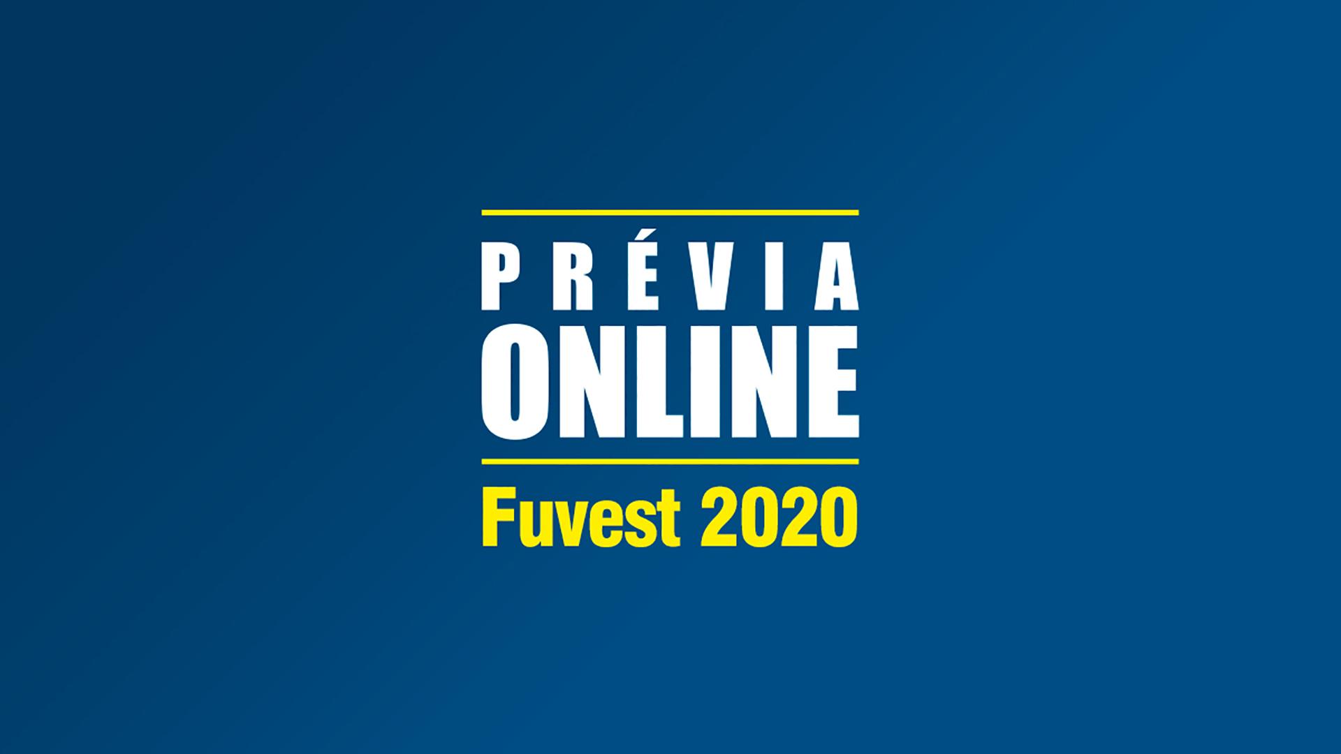 Fuvest 2020 (1)