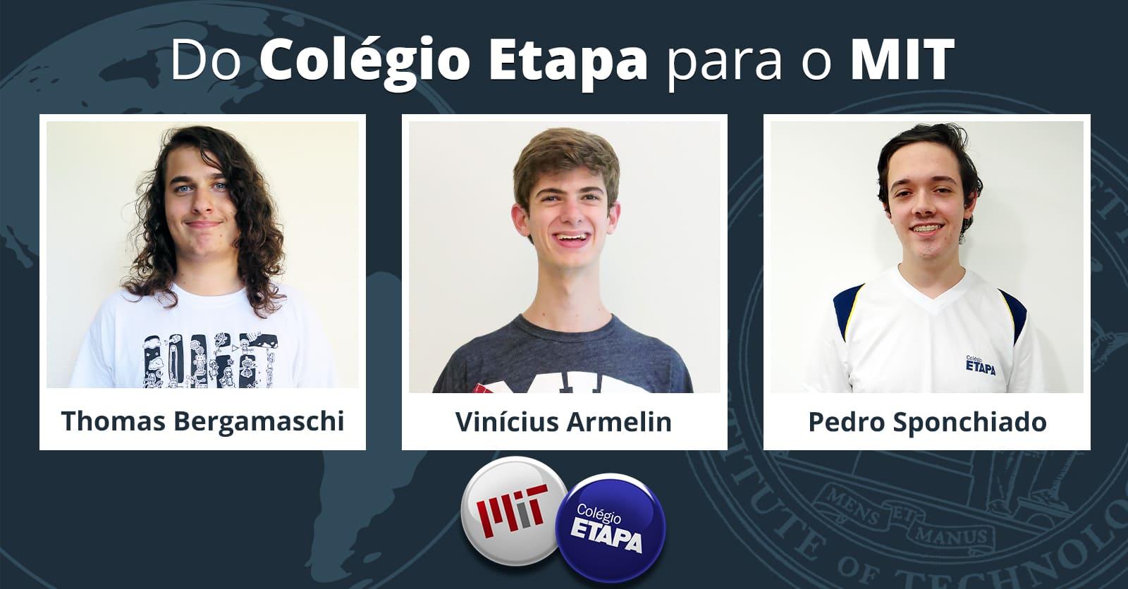 Três alunos do Colégio Etapa são aprovados no MIT(3)