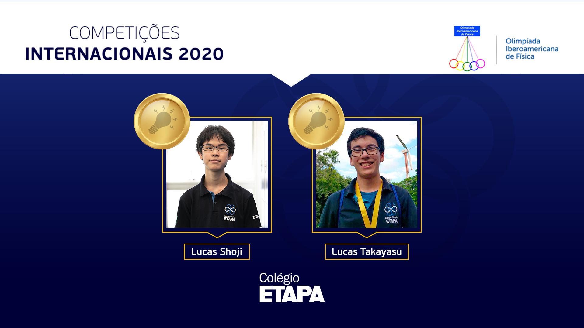 No total, a delegação brasileira conquistou quatro medalhas de ouro na Olimpíada Ibero-Americana de Física.