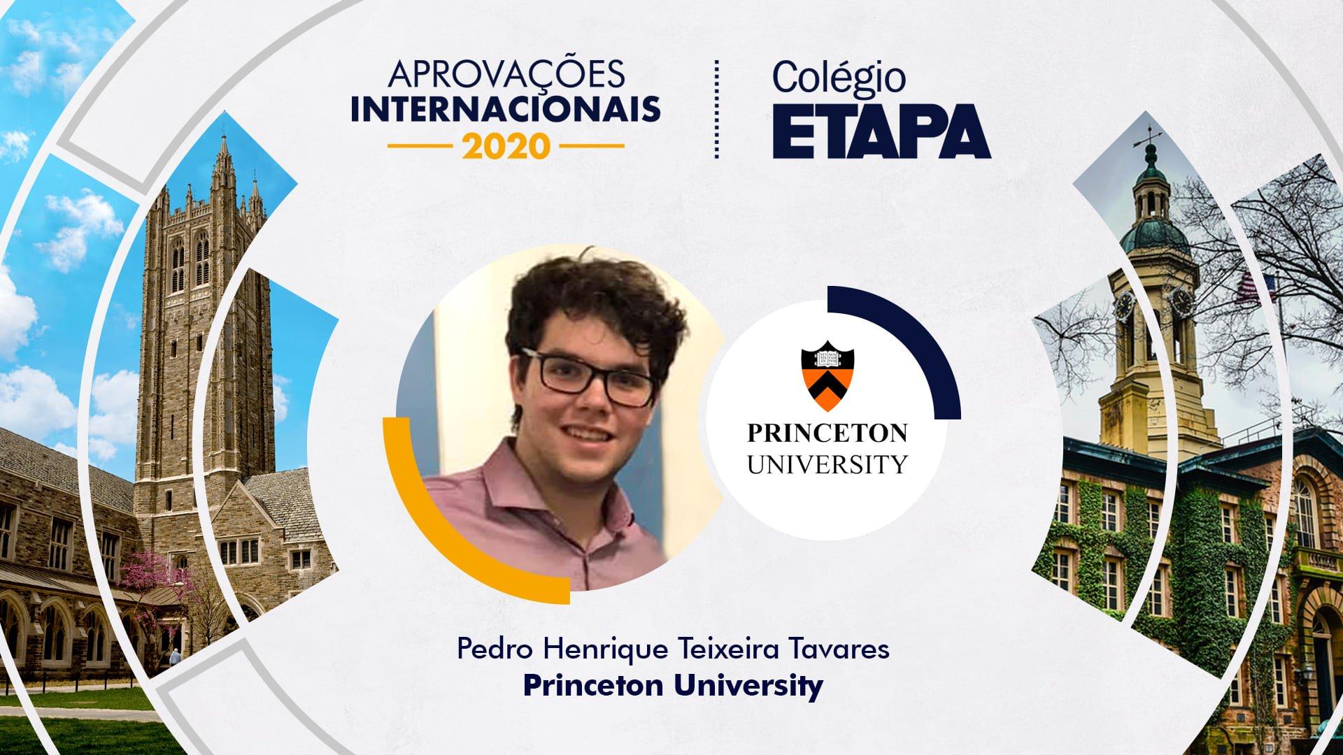 Pedro Henrique Teixeira Tavares compartilha algumas dicas com quem pretende estudar no exterior.