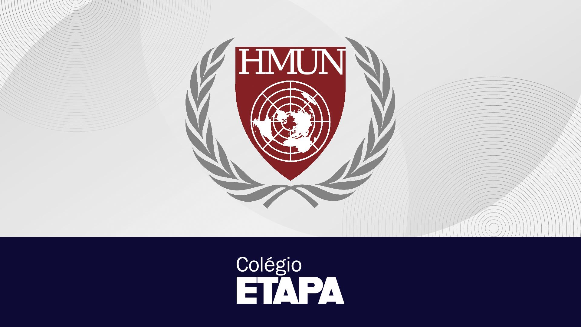 Alunos do Etapa são premiados no HMUN 2021