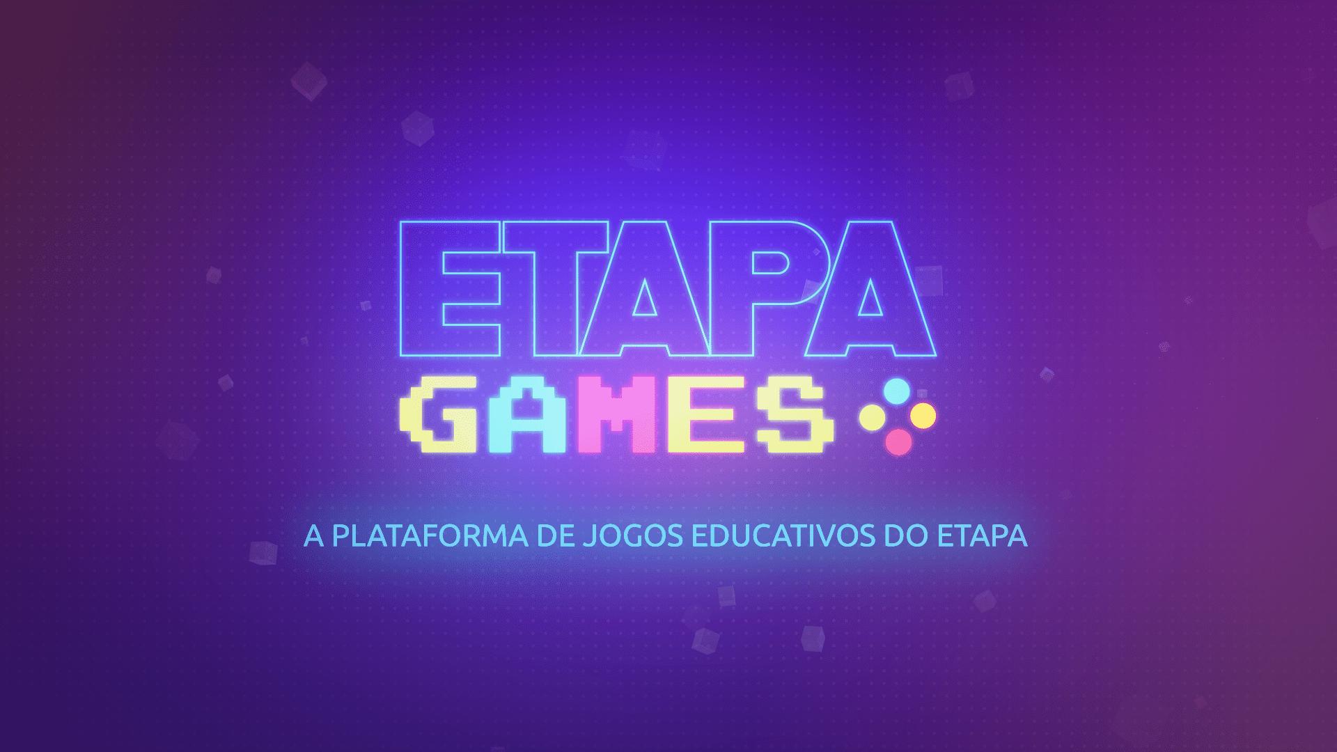 Com a plataforma de jogos educativos, os estudantes também poderão aprender brincando, a partir do uso de dispositivos eletrônicos.