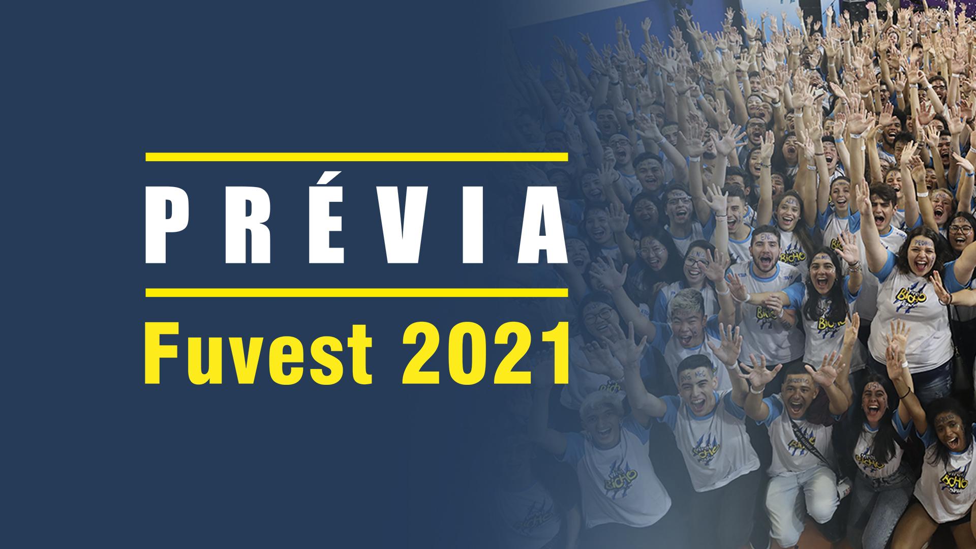 Prévia Fuvest 2021: compare as notas obtidas na primeira fase
