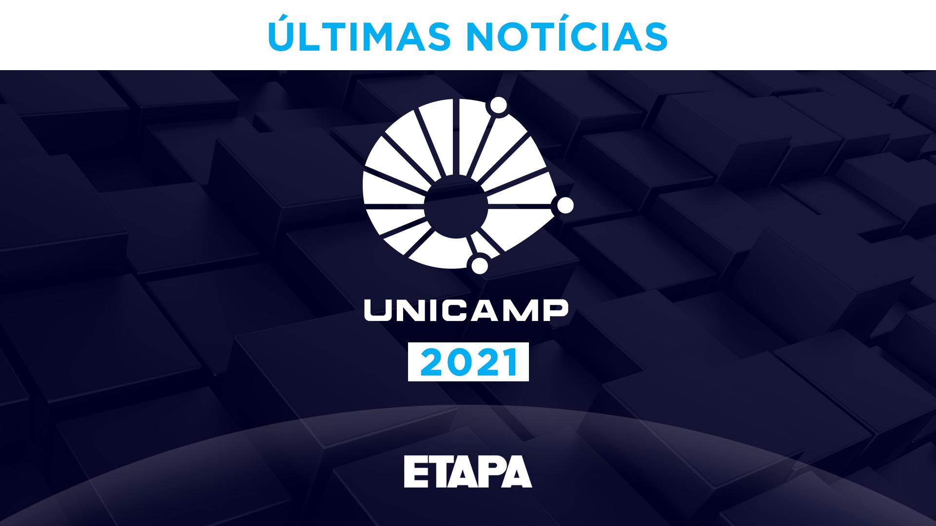 Os estudantes que estão na lista de aprovados na Unicamp 2021 devem fazer a matrícula virtual para garantir a vaga.