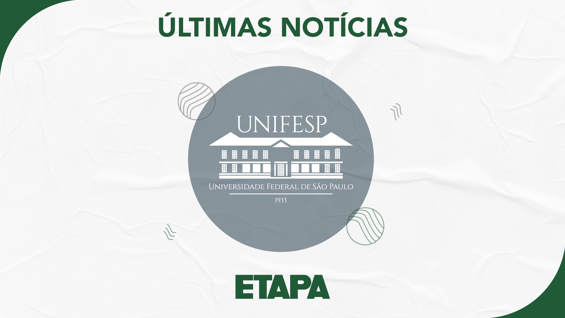 Confira a lista dos aprovados na Unifesp 2021