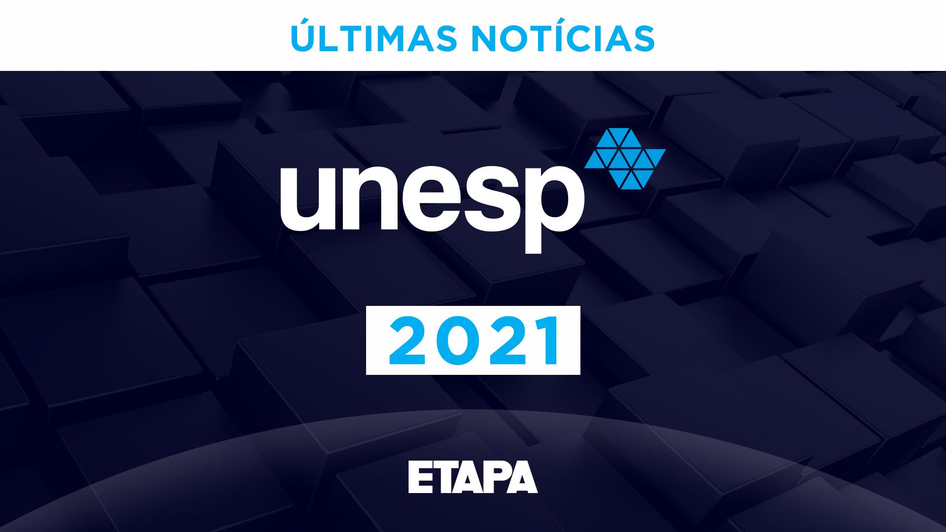Confira a lista de convocados para a segunda fase da Unesp 2021