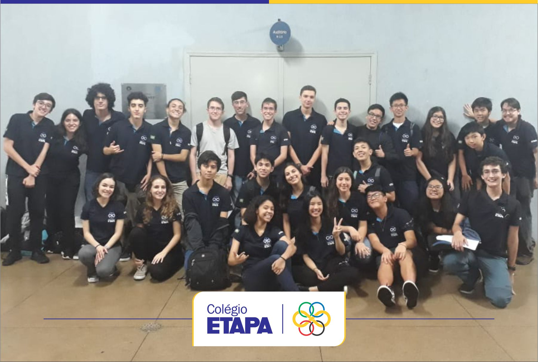 Alunos do Etapa são premiados no Torneio Virtual de Química
